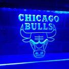 Chicago Bulls Sport Bar LED Neon Light Sign Bar Pub Decor Club Home Beer Lamp