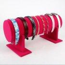 11x30cm  Velvet Hair Band Headband Holder Retail Necklace Display Stand Rack