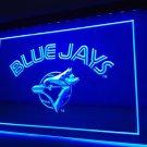 Blue Jays LED Neon Light Sign Bar Pub Decor Club Home Beer Lamp Advertise Gift