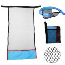 1PCS Polyester Floating Pool Noodle Sling Mesh Chair Net For Swimming Pool Party