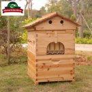 Amazing Garden Beekeeping Flow Hive With Auto 4pcs Flow Frames New Type Beehive