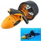Waterproof 300W Electric Underwater Sea Scooter Dual Speed ??Propeller Drving Po