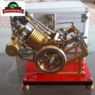 New-V1-45 Stirling Engine Model Educational Discovery Toy Kit Collection Gift
