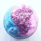 Slime  Crystal Cotton Clay Marshmallow Glitter Brushed Decompression DIY Gift Stress Reliever