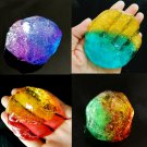 120ML Crystal Slime Colourful Mud Modeling DIY Clay Draw Slime Kids Funny Toy