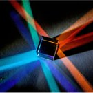 15mm Cube Combination Prism Light Cube Six-Sided Bright Beam Splitting Prism Toys