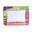 80*60CM Kids Add Water with Pen Doodle Painting Picture Water Drawing Play Mat in Drawing Toys Board
