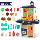 Children Play House Spray Kitchen Toy Set Sound And Light Water Simulation Cooking Utensils Early Ed