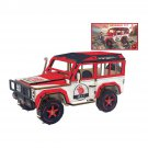 Off-road Vehicle Laser Cutting DIY Handmade 3D Wooden Puzzle Model Toys