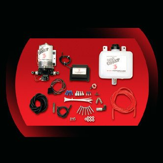 Snow Performance Water Methanol Injection Gas Stage 2D Mitsubishi Evo Boost Cooler