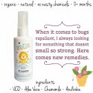 Baby Organic Product: Insect Repellent