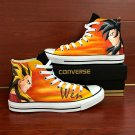 Men Women Unique Sneakers Dragon Ball Converse Custom Hand Painted Canvas Shoes Birthday Gifts