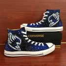 Fairy Tail Converse Chuck Taylor Custom Hand Painted Shoes High Top Canvas Sneakers Gifts
