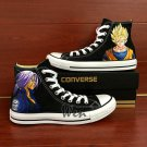 Dragon Ball High Top Converse Sneakers Men Women Hand Painted Canvas Shoes Christmas Gifts