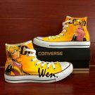 Christmas Birthday Gifts Men Women Converse Vocaloid Hand Painted Shoes Fashion Canvas Sneakers