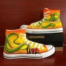 Amazing Gifts Converse All Star Dragon Ball Hand Painted Shoes High Top Canvas Sneakers Men Women