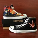 Anime Design Code Geass Converse All Star Shoes Hand Painted Canvas Sneakers