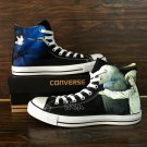 Custom Design Anime Psycho-Pass Converse All Star Hand Painted Canvas Shoes