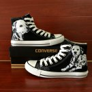 Design Custom Pet Dalmatian Dog Unisex Hand Painted Shoes Converse All Star Canvas Sneakers