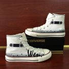 Men Women Sneakers Hand Painted Shoes Original Design Tape Classic Converse All Star