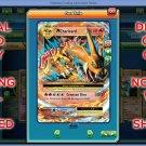 M MEGA CHARIZARD EX 13/108 Ultra Rare Holo NEW Pokemon XY Evolutions Set TCGO TCG Online