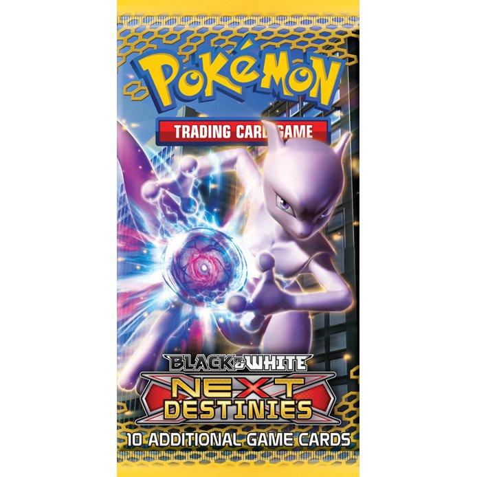 Next Destinies DIGITAL Booster Pack (Black & White Series) Pokemon TCGO TCG Online READ DESCRIPTION!