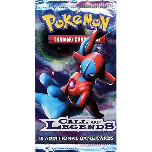 Call Of Legends DIGITAL Booster Pack (HeartGold & SoulSilver Series) Pokemon TCGO TCG ONLINE