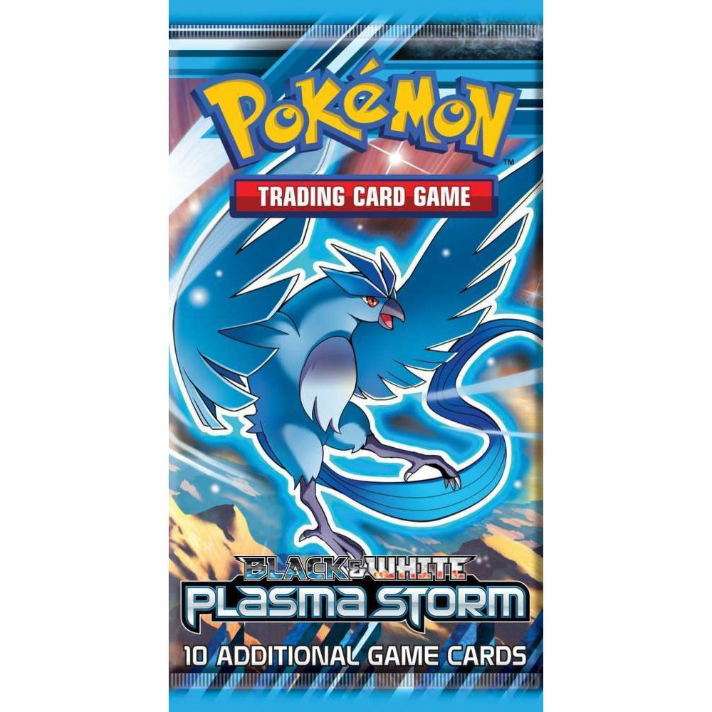 Plasma Storm DIGITAL Booster Pack (Black & White Series) Pokemon TCGO TCG Online READ DESCRIPTION!