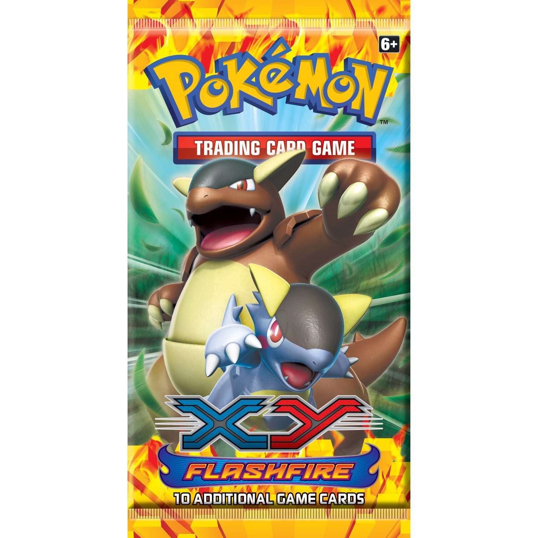 Flashfire DIGITAL Booster Pack (XY Series) Pokemon TCGO TCG Online READ DESCRIPTION!