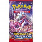 BREAKthrough DIGITAL Booster Pack (XY Series) Pokemon TCGO TCG Online READ DESCRIPTION!