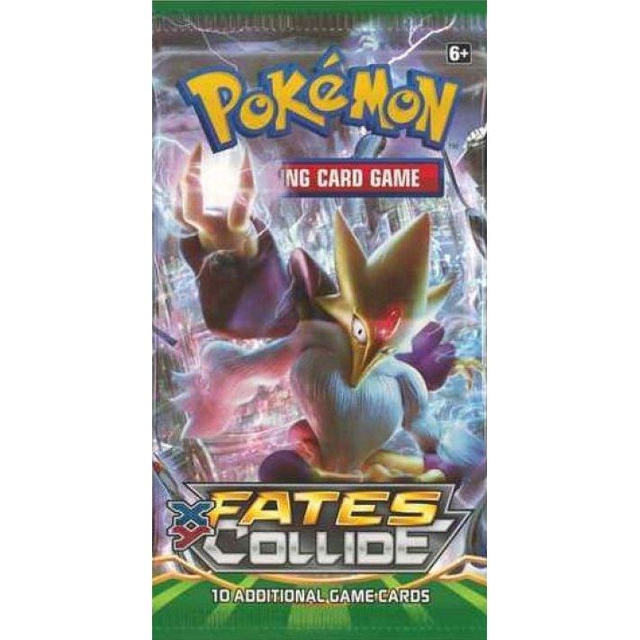 Fates Collide DIGITAL Booster Pack (XY Series) Pokemon TCGO TCG Online READ DESCRIPTION!
