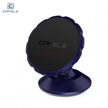 Universal car mount bracket for smartphone, tablet, GPS, etc. Brand CAFELE Sapphire Blue