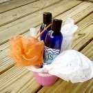 """JS Body & Soul """"Clean"""" Spa Gift Set--FREE 6oz Candle with Purchase!"""