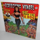 SCREECHING WEASEL bark like a dog LP Record SEALED Vinyl , green day riverdales
