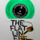 """DEAD TO ME plays FUGAZI / FLATLINERS plays ROCKET FROM THE CRYPT 7"""" GREEN Vinyl"""