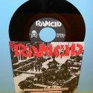 "RANCID black lung - 4 song ep 7"" Record punk Vinyl"