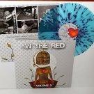 IN THE RED volume 2 Lp AQUA VINYL w/ Purple splatter Record , mike hale Gunmoll