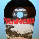 "RANCID adina - 4 song ep 7"" Record punk Vinyl"