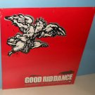 GOOD RIDDANCE symptoms of a leveling ... LP Record Sealed Vinyl fat wreck chords