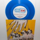 """FAKE PROBLEMS viking wizard eyes full of lies 3 song ep 7"""" Record BLUE Vinyl"""