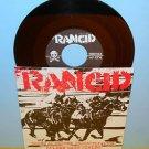 "RANCID young al capone - 3 song ep 7"" Record punk Vinyl"
