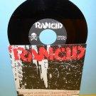 """RANCID holiday sunrise - 4 song ep 7"""" Record punk Vinyl"""
