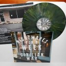 NIGHTMARES FOR A WEEK civilian war Lp GREEN MARBLED Vinyl Record LIMITED EDITION