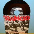 "RANCID born frustrated - 3 song ep 7"" Record punk Vinyl"