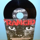 "RANCID something in the world today - 3 song ep 7"" Record punk Vinyl"