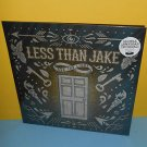 LESS THAN JAKE see the light LP Vinyl Record , SEALED , fat wreck chords ,Punk