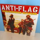 ANTI-FLAG underground network LP Record Sealed Vinyl , punk , fat wreck chords