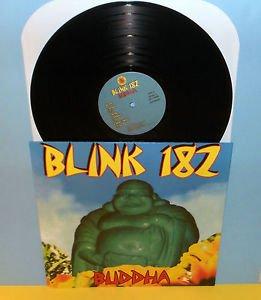 BLINK 182 buddha LP Vinyl Record