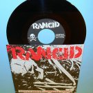 "RANCID devil's dance - 4 song ep 7"" Record punk Vinyl"