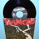 "RANCID david courtney - 4 song ep 7"" Record punk Vinyl"